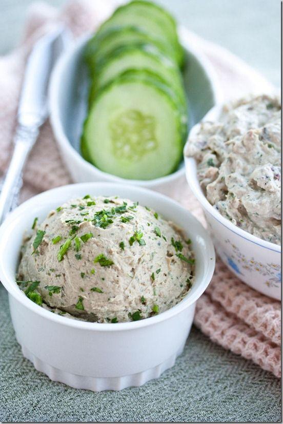 Sardine Pate and Sardine Spread Recipes