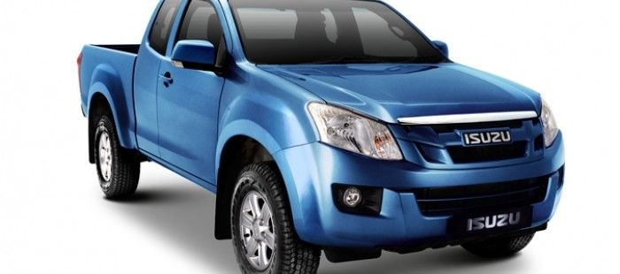 All New ISUZU KB Extended Cab - 6th Generation