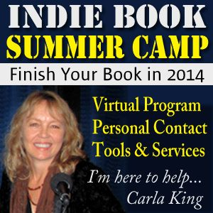 Many authors want more handholding after all the learning they get in Self-Pub Boot Camp, so I created this program that includes it plus personal coaching, weekly small group meetings, special guests and discounts and freebies from generous friends in the industry. Dreaming that you'll finally publish this year? I want to help you.
