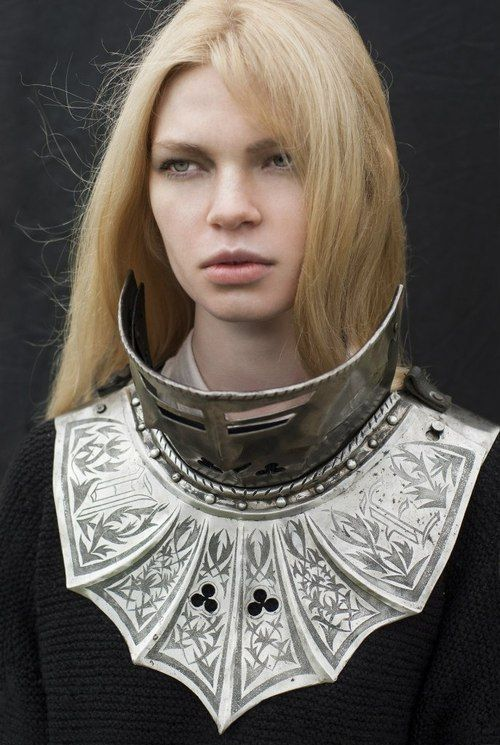 Gorget - neck armour