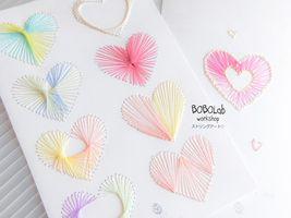 【特別企画】第3弾は「研究してみる紙刺繍☆」