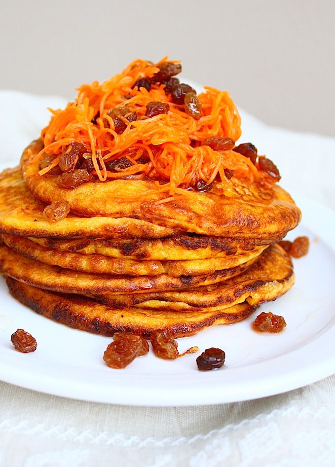 Mag ik nog een hapje van die zoete aardappel pannenkoeken? // Francesca Kookt