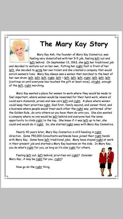 Interested in Mary Kay? Either trying or selling> Call or text me at (906)396-3964 or email me at tlindholm1@marykay.com