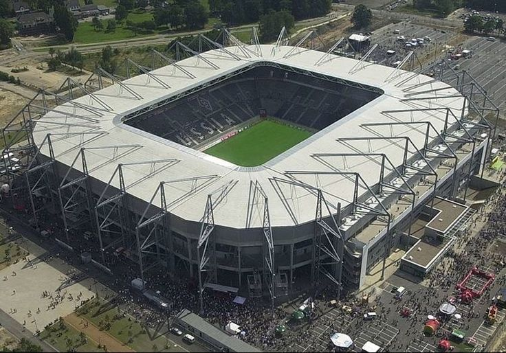 Monchengladbach Germany  city photo : ... Monchengladbach, Germany | Football Stadium's | Pinterest | Germany