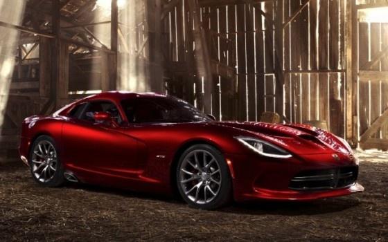 Dodge SRT Viper2013