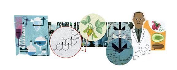 Percy Lavon Julian (4/11/14) - http://en.wikipedia.org/wiki/Percy_Lavon_Julian