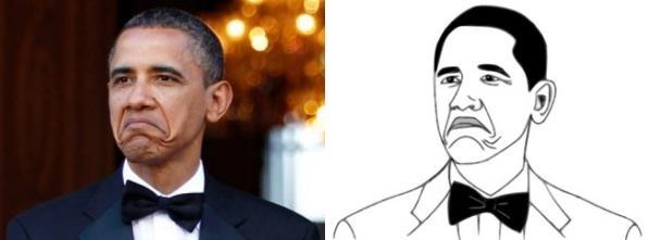 Barrack Obama = Not Bad