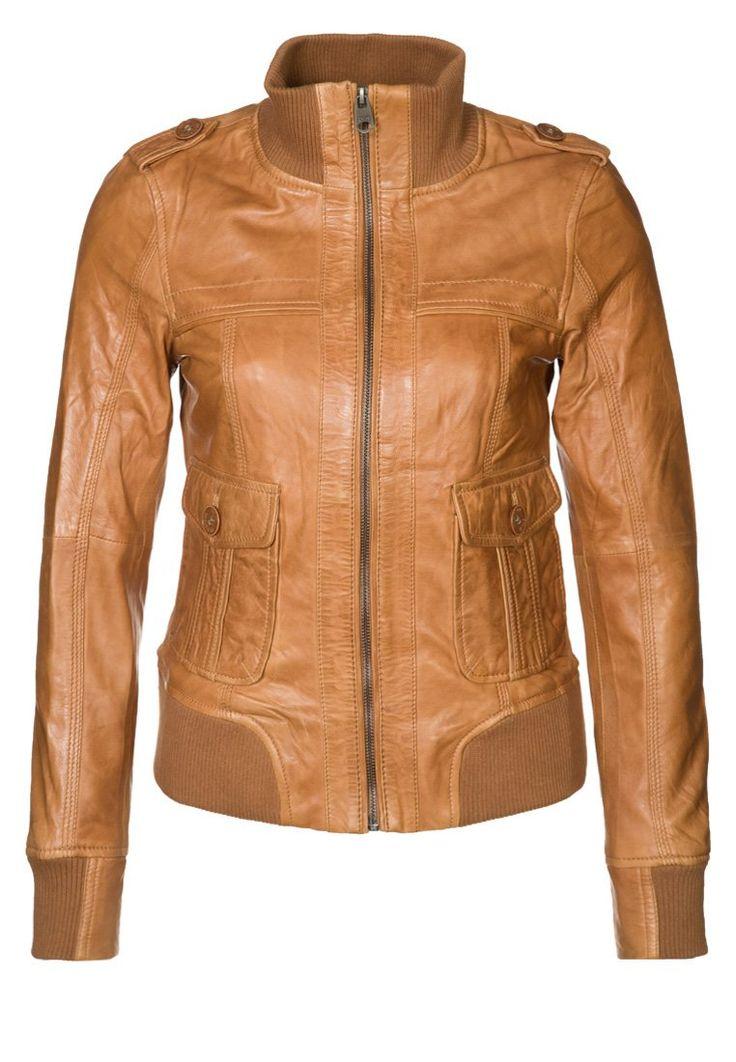 Esprit edc leather jacket