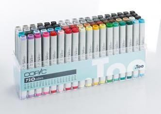 Estuche 72 rotuladores copic marker set 2 - Copic marker sets - Rotulador - Piera