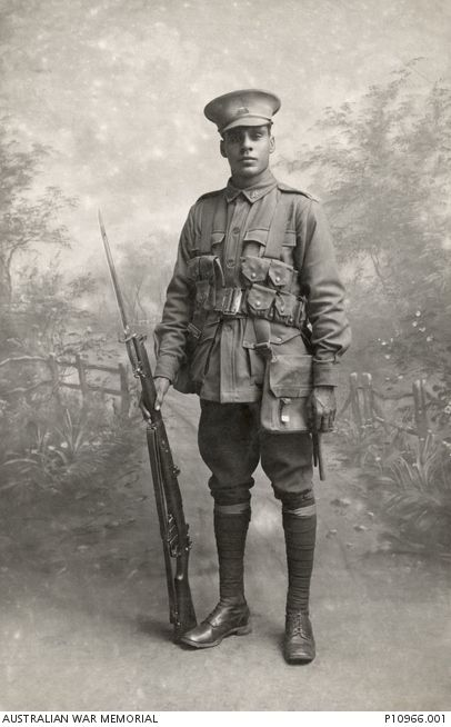 It seeks to highlight the untold story of the Indigenous Australians who served in the armed forces during the First World War.