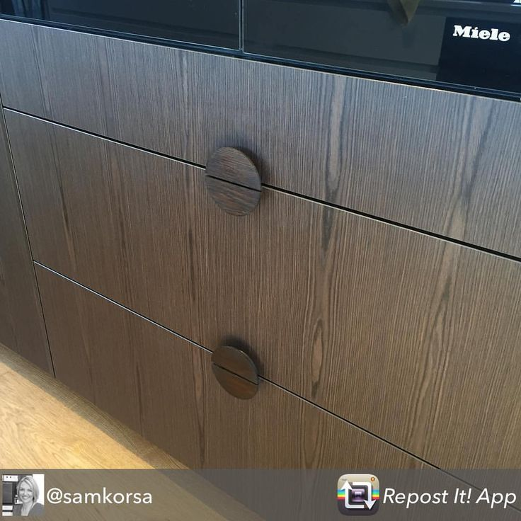 See this Instagram post by @auburnwoodturning • 101 likes Half moon handles go full circle in this stunning brand new kitchen. Painted to match the cabinetry finish. Thank you @samkorsa for sharing  your photos
