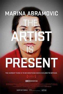Marina Abramovic: la artista está presente(Marina Abramovic: The Artist is Present)