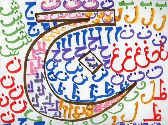 Explore The Beauty Of Arabic Try Your Hand At Calligraphy