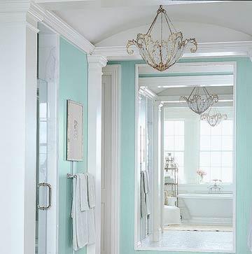 18 best Tiffany Blue Bathroom images on Pinterest ...