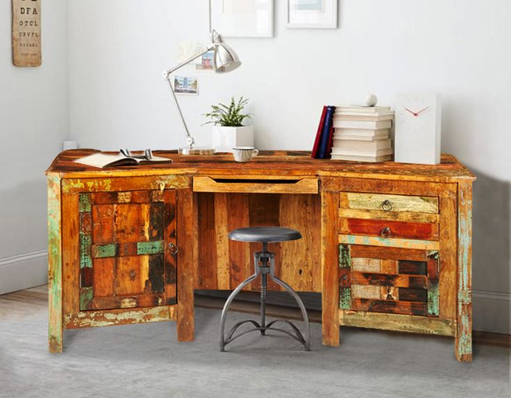 Biuro czy pracownia wcale nie musi być nudna- proponujemy nasze biurko z kolekcji GOA