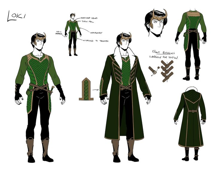 Superhero Character Design Ideas : Loki agent of asgard cosplay google search
