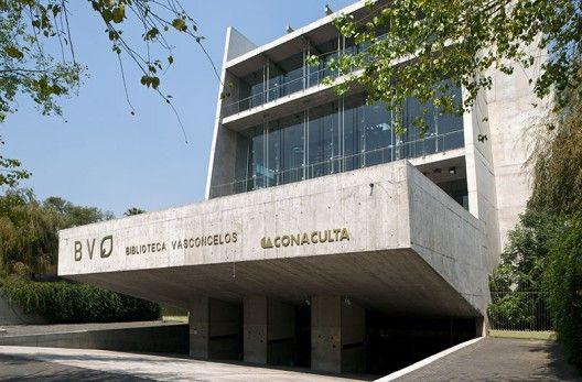 Biblioteca Jose Vasconcelos / Alberto Kalach