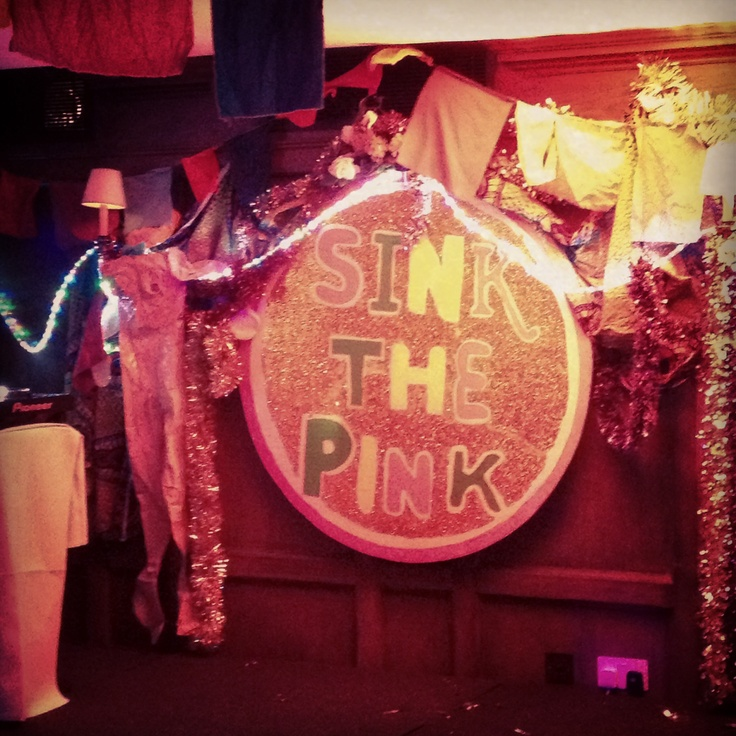sink the pink soho house london