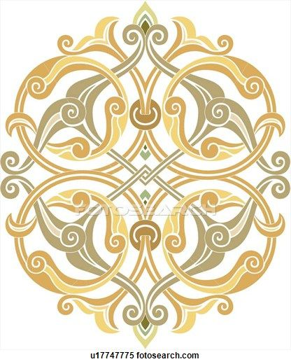 Arabesque Design