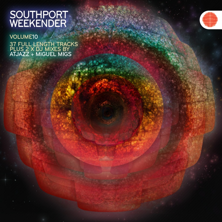 Southport Weekender Volume 10 Mixed by Atjazz & Miguel Migs