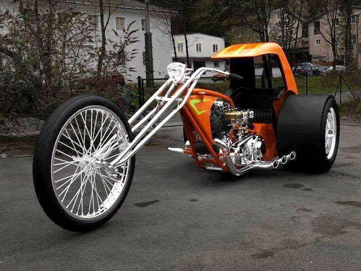 1000+ images about Custom Trikes ! on Pinterest | Honda ...
