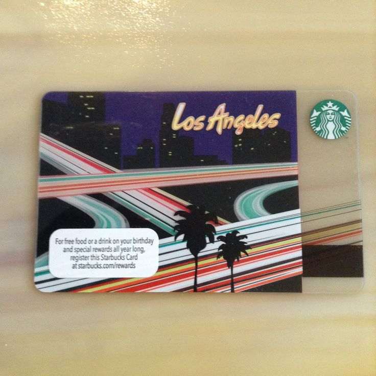 This card was available in select L.A. stores and surrounding countines in California, U.S.A only. This card ships with a $0.00 balance.    Please feel free to contact us via SPREESY if you have any questions or concerns. | Shop this product here: spreesy.com/mysbuxcollection/81 | Shop all of our products at http://spreesy.com/mysbuxcollection    | Pinterest selling powered by Spreesy.com
