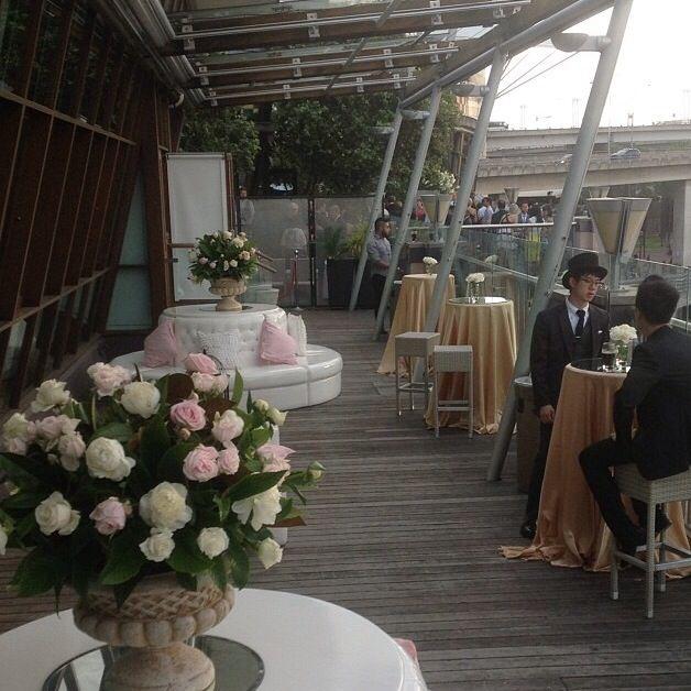 31 best wedding venues images on pinterest wedding reception balcony wedding decor idea at dockside sydney junglespirit Images