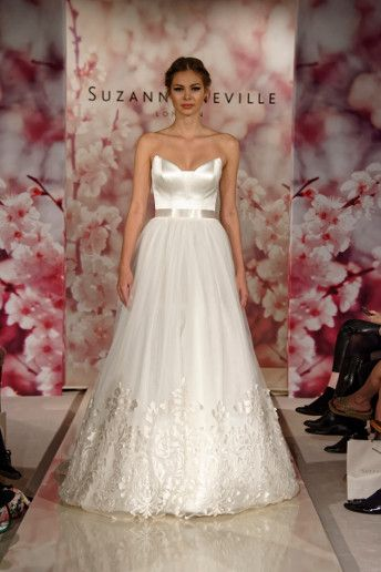 Wedding Magazine - The dress edit: 10 floral wedding dresses we guarantee you'll adore
