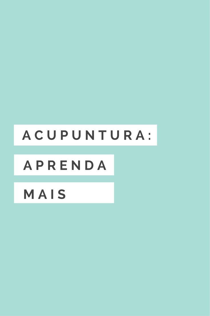 Aprenda mais sobre a Acupuntura e o que ela pode fazer por você. #acupuntura #fisiatria #dor #saopaulo