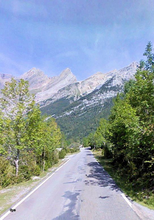 National Park of Ordesa y Monte Perdido, Huesca, Spain