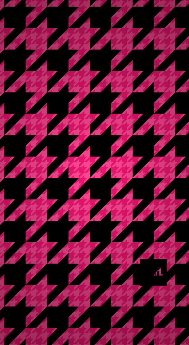 wallpaper polychromatic screen houndstooth - photo #27