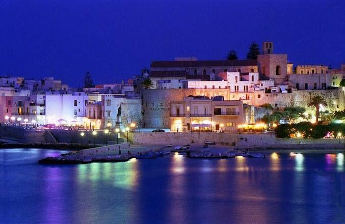 Have a sweet and good night... Otranto #Lecce #Puglia #Italy   Follow YITA...Discover Apulia! www.yitaproject.com