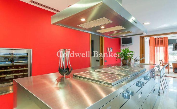 Casa de moderno diseño domotizada. | Sant Cugat Del Vallés | B00603SQ | Coldwell Banker Sant Cugat