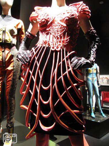 The Fashion World of Jean Paul Gaultier in Rotterdam -Juni 2013