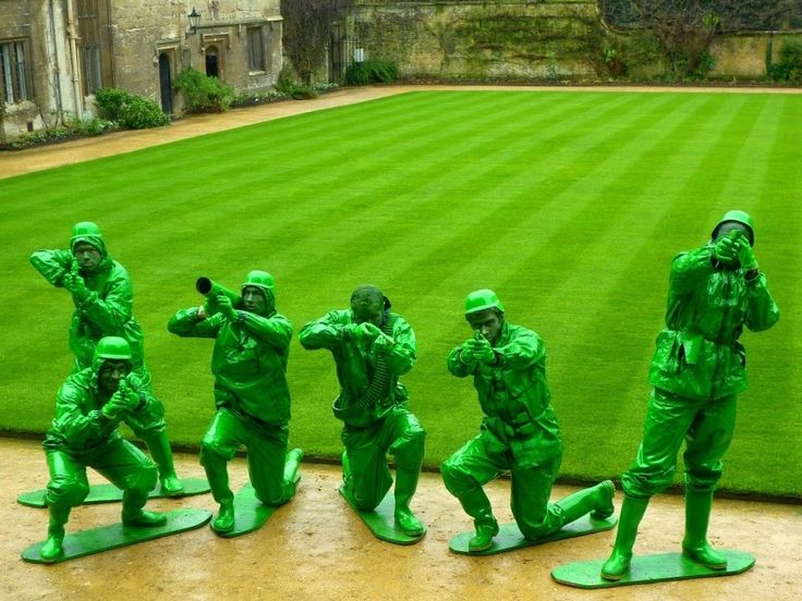 Best Toy And Model Soldiers For Kids : Toy soldier costumes cambridge university humor