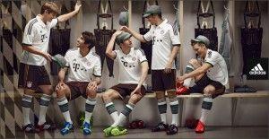 Vídeo da nova camisa do Bayern de Munique - http://www.colecaodecamisas.com/video-da-nova-camisa-do-bayern-de-munique/