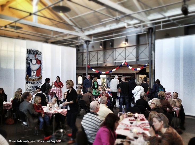 FAD2013 - PARIS-KØBENHAVN FRANSK-DANSK KULTURFESTIVAL i Øksnehallen, Gastronomy Corner I More info: frenchartday.com