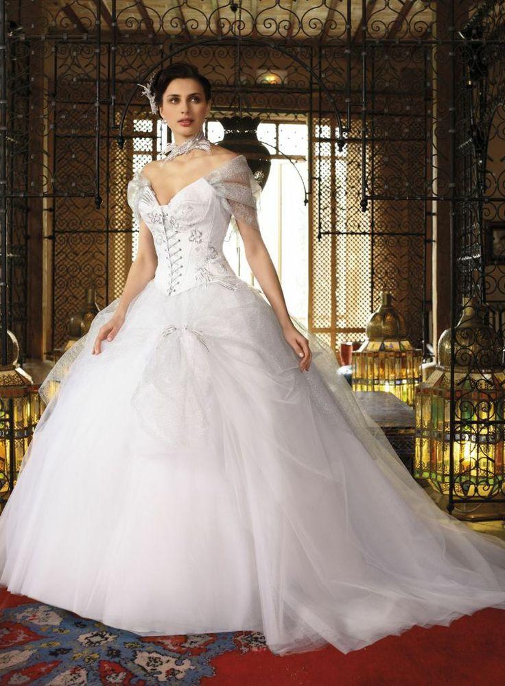 Pictures of Princess Snow White Wedding Dress - kidskunst.info