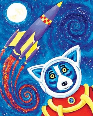 """Rocket Dog.....""""And I think its gonna be a long long time""""...."""