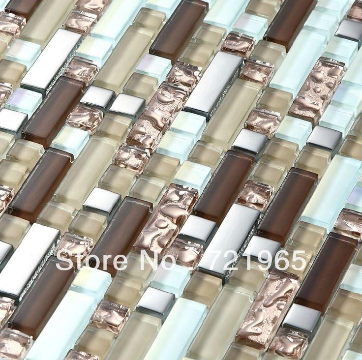Find More Mosaics Information About Crystal Gl Tile Backsplash Ssmt262 Kitchen Mosaic Wall Tiles Free