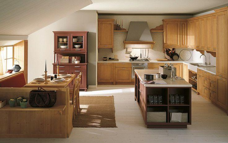 Cucina Nuovo Mondo di Scandola, #scandola #cucine #cucina #kitchen #home #house #casa #design #arredamento #arredamentocasa #cosedicasa