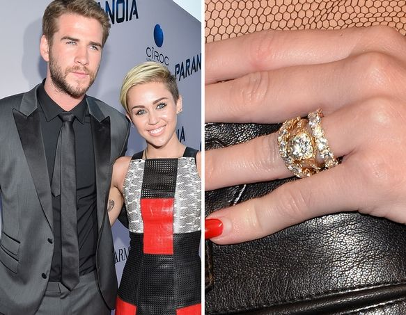 Merveilleux Miley Cyrus And Liam Helmsworth