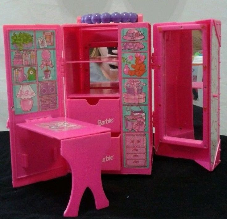 Barbie Vanity Light Up Mirror : 17 Best ideas about Bedroom Vanities on Pinterest Vanities, Vanity ideas and Makeup organization