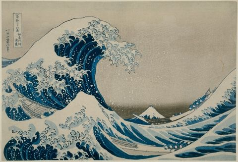 Beyond the Great Wave: Hokusai's Images of Mount Fuji | The Art Institute of Chicago