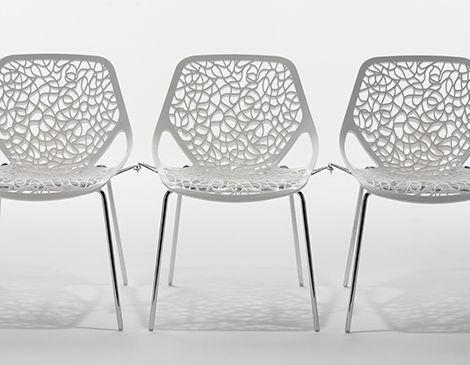 Interesting Chair Designs By Casprini