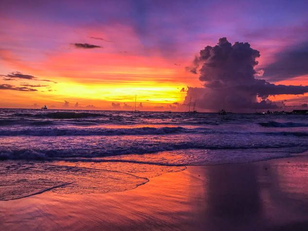 Norbert shares his favourite 5 Barbados sights..