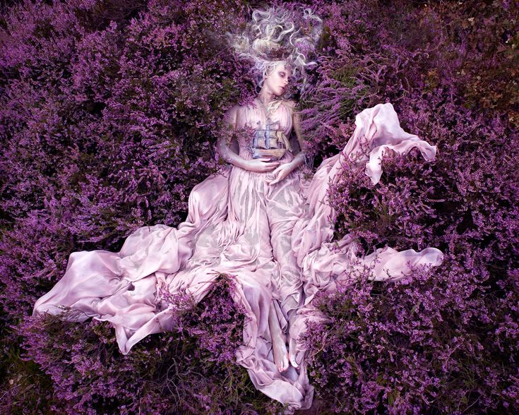 Gammelyn's Daughter - By Kirsty Mitchell Photography