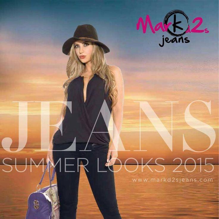 Encuentra este look y toda la colección #summer que nuestra marca del día: Markd2s Jeans tiene para ti, encuentralos en el local 2023, cel: 3143612023. #ColombianoCompraColombiano
