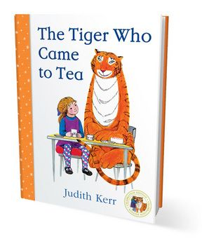 The Tiger Who Came to Tea is a sweet and lovely classic. Some books never feel old!