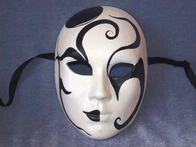 Venetian Mask Characters | Sheri's Masks | Full face mask ...